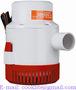 Submersible Bilge Pump - Non Automatic 3500 GPH DC 12V 24V