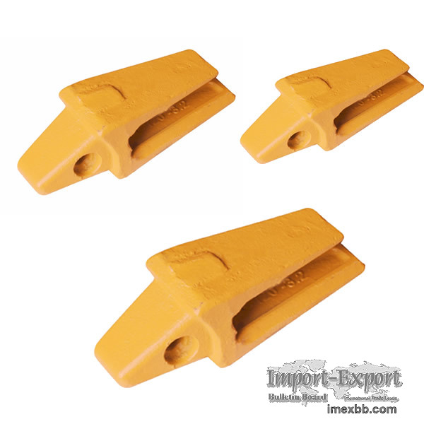 CAT weld-on tooth adapter