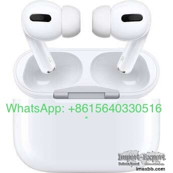 Apple Air-Pods Pro with Wireless Charging Case