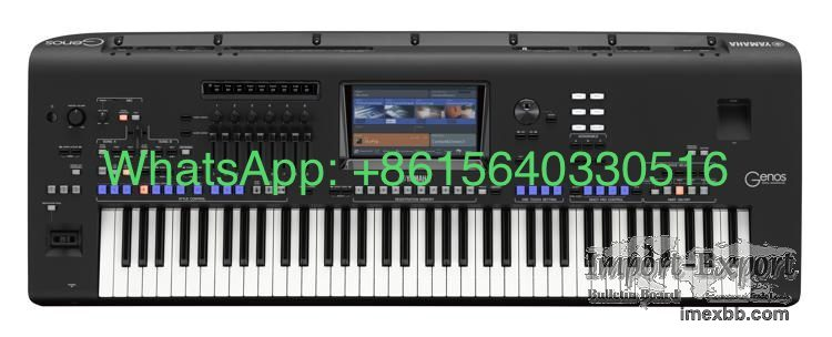 Yamaha GENOS 76-key Flagship Arranger Workstation Keyboard