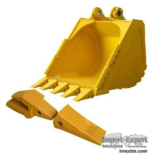 Excavator Bucket Tooth, Pin and Adapter