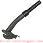 Rigid Jerry Can Nozzle Gas Diesel Fuel Canister Spout Military NATO Style