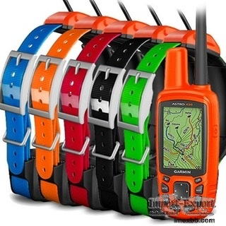 GARMIN Astro 430 and 5 x T5 Collars Bundle GPS Dog Tracker