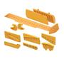 CAT Scraper Blade/Cutting Edge/End Bit