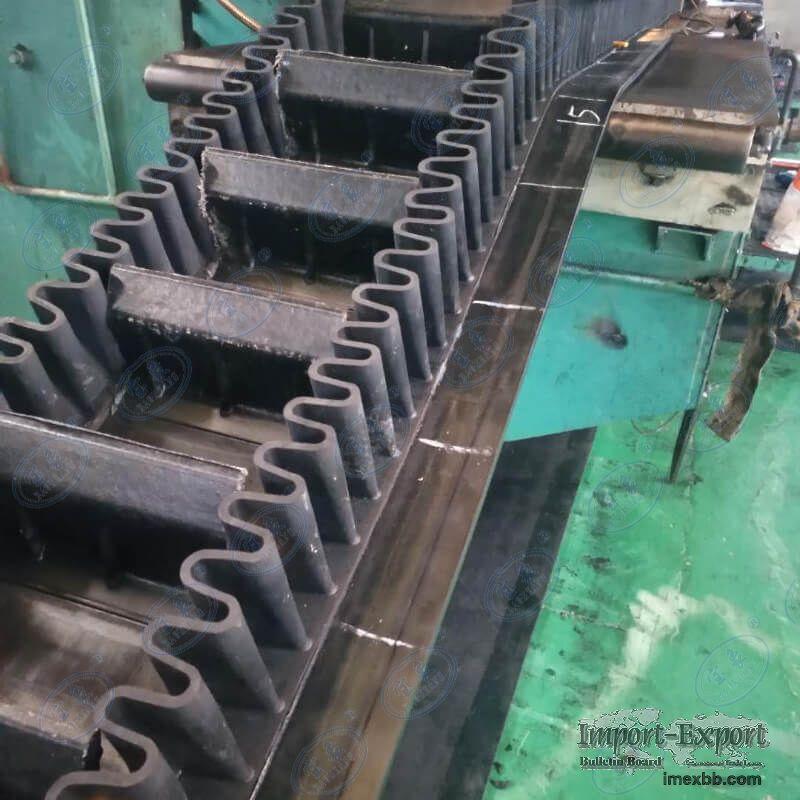 Vacuum Rubber Filter Belt   ordinary rubber conveyor belt