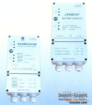 CD4212-2 lifeboat battery charger