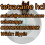 Factory Stock,100% Safe Delivery tetracaine hcl, cas136-47-0, 94-24-6, 51-0