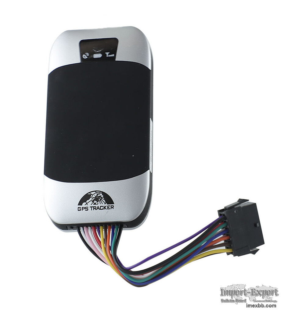 Coban motorcycle & vehicle tracking mini GPS tracker tk303 with free app(IO