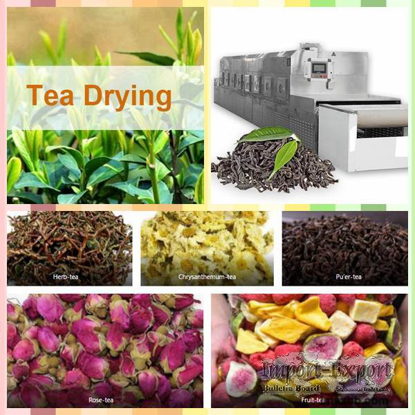 Herb tea dryer  Floral & Plants drying  Scented tea drying machine