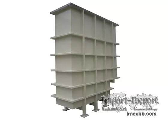 ISO Certified Chemical Processing Tanks