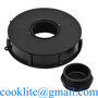 """150MM/6"""" IBC Cap Lid Cover with 2"""" BSP Female Connection"""