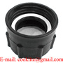 """PP IBC Tote Tank Adapter/Fitting Connector 2"""" BSP Female to 59mm Female Pla"""