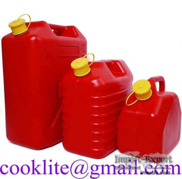 Polyethylene Petrol Diesel Fuel Can HDPE Plastic Jerry Can - 5L/10L/20L