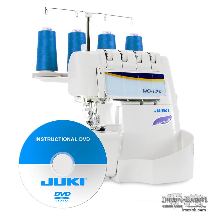 JUKI MO-1000 2 3 4 THREAD OVERLOCK SERGER