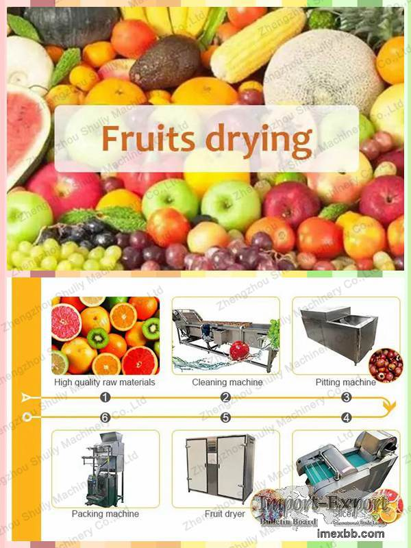 Fruit drying with the best dehydrator