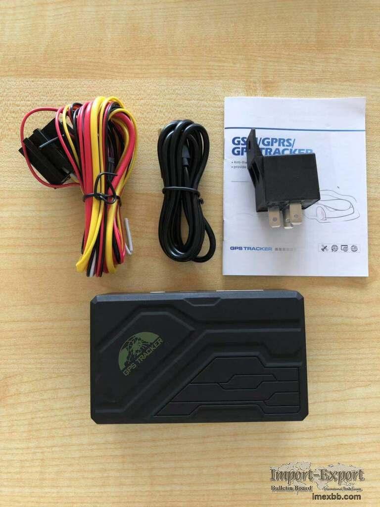 GPS Tracker magnetic portable gps tk108b easy tracking vehicle truck cars