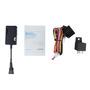 Easy install waterproof mini Gps motorcycle tracker alarm siren GPS311C