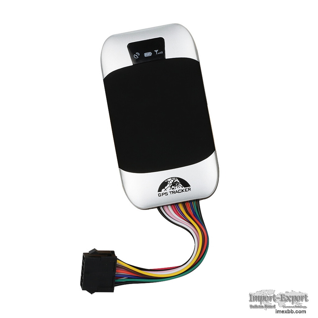 small waterproof motorcycle GPS tracker with remote controller