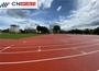 Stadium Rubber Running Track , PU Athletic Running Track