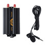 navigation gps tracker with microphone WCDMA 3g gps tracker for car motorcy