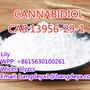 CANNABIDIOL    CAS:13956-29-1   WPP:+8615630100261