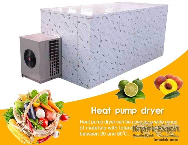 Industry fruit food dryer machine