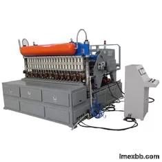 Automatically Bending 3-6mm Fence Mesh Machine Wire Mesh Making Machine