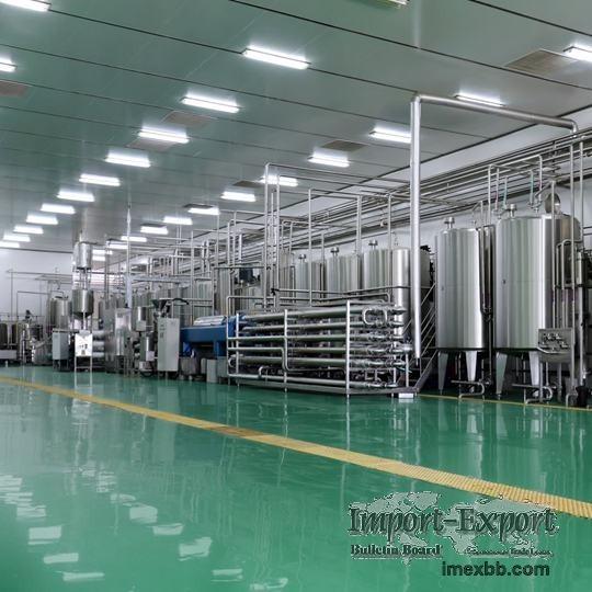 Milk Production Line  Milk  Machine
