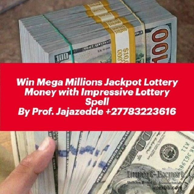 +27783223616 > Powerful Lottery Spell That Really Work Instantly - Win Gamb