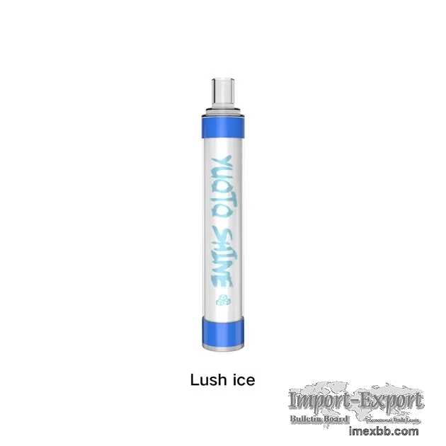 110mm Height Lush Ice Disposable Electronic Cigarette E Vapor Cigs
