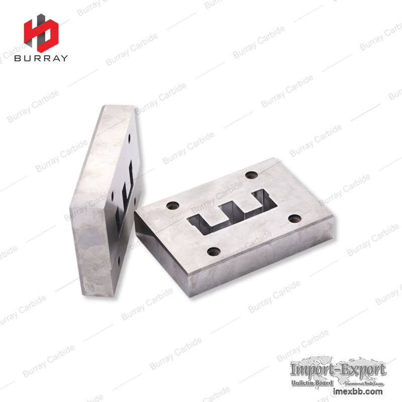 YG11C Wear Resistance Inlay Match Punch Carbide Mold
