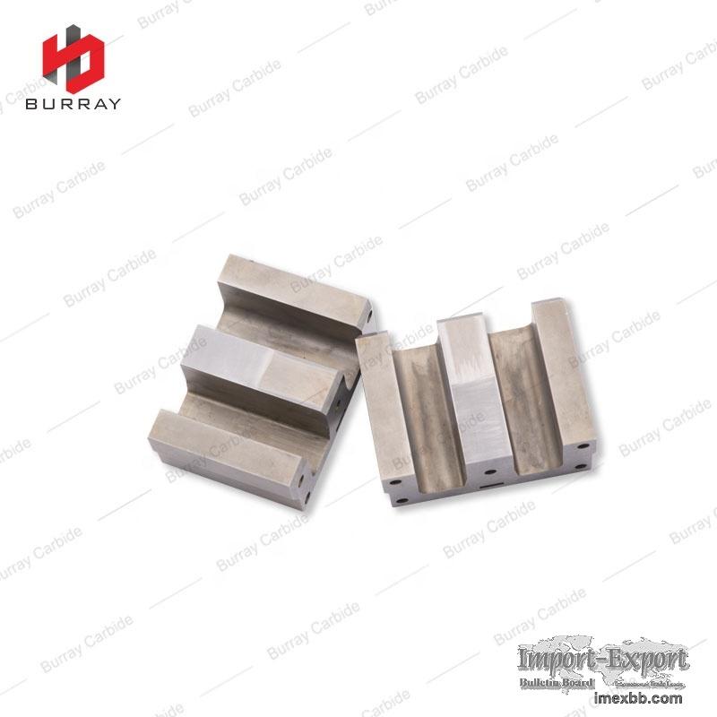 Precision Irregular Tungsten Carbide Punch with Custom Sizes