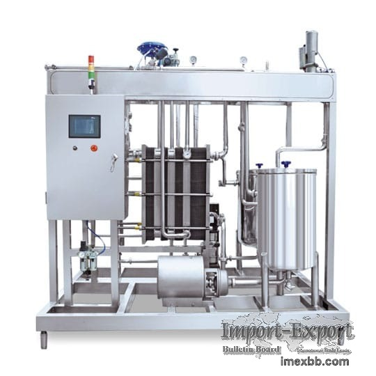 Milk Pasteurizer  Milk Pasteurization Machine