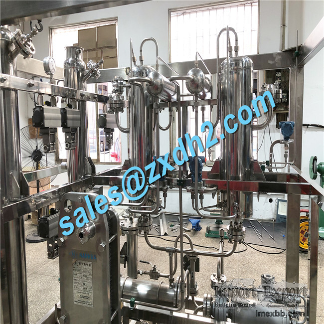 water electrolysis hydrogen generator System For Thermal PP