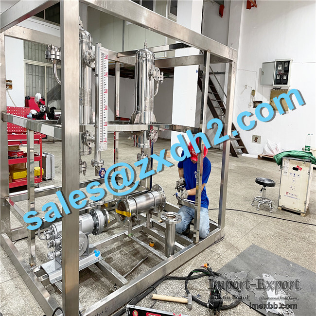 Factory Supply PEM hydrogen generator for lab use with low price