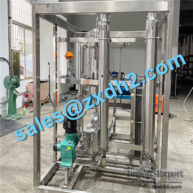 Hot selling PEM hydrogen generator for hydrogen fuel cell with capacity 100