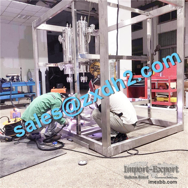 capacity 5 Nm3/h alkaline hydrogen generator stack/ eletrolyzer