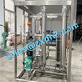 high quality alkaline electrolyzer / hho electrolyzer stack with capacity f