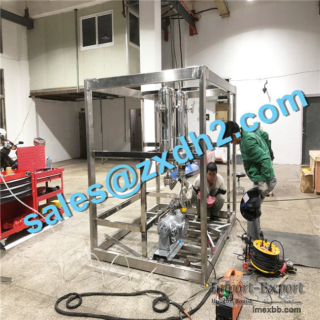 Hot selling Manufacturer Small Hydrogen Generator hho System with capacity
