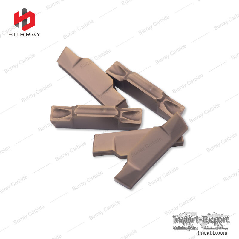 TDXU 4E-0.4 PVD Coating Carbide Inserts Cutting Tool