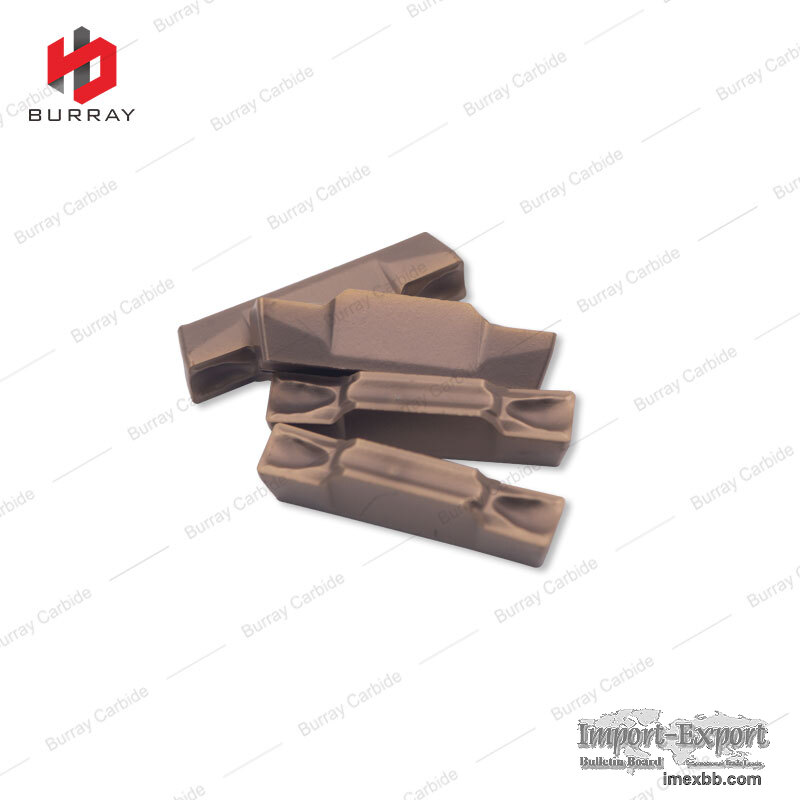 CNC Groove Turning Insert TDXU 4E-0.4 for Metal Lathe
