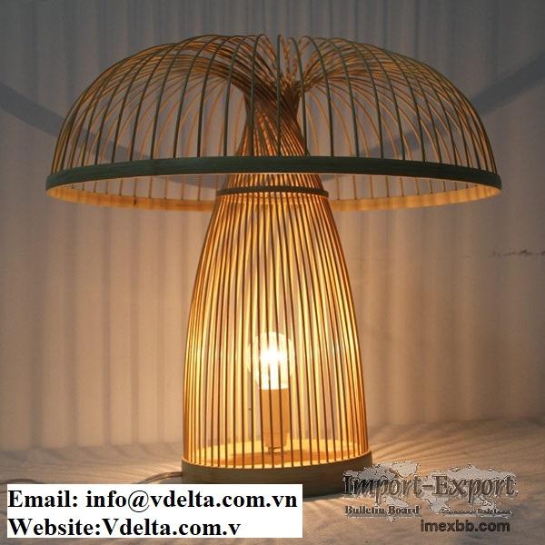 Viet Nam bamboo lamp attractive design