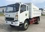 HOWO 10t Light Duty Dump Truck