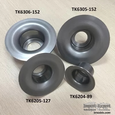 3.0mm 152mm Roller Bearing Housing TK6204-152 With Total Seals