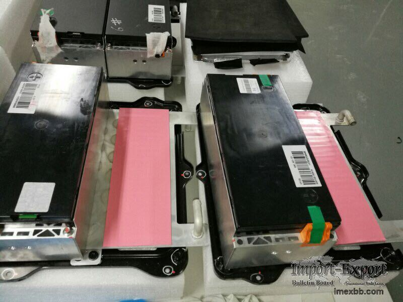 GLPOLY Thermal Pad-The First One To Be Applied In EV Battery Pack In China
