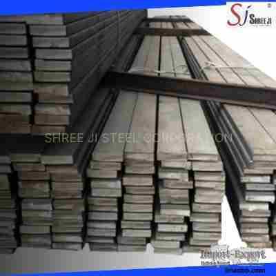 MS FLAT BAR supplier in India Shree ji steel corporation