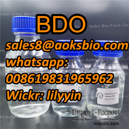 1,4-Butanediol/BDO cas 110-63-4