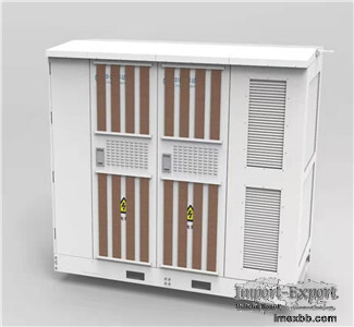 Outdoor telecom Integrated Cabinet