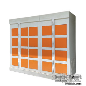 Sharing Battery Changing Cabinet