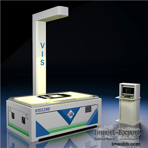 Visual Sheet Metal Inspection System